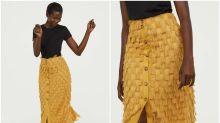 Ya es oficial: esta es la falda de H&M de la temporada (y está agotada)