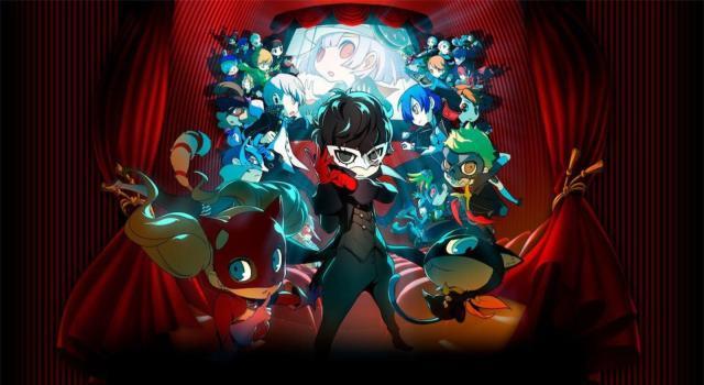 'Persona Q2: New Cinema Labyrinth' coming to North America June 4th