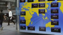 Asian shares fall on North Korea concerns, China rate cut