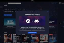 Discord now displays more detailed information about the EA games your friends are playing
