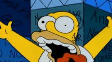 "Homer Simpson in ""real life"" is utterly terrifying"