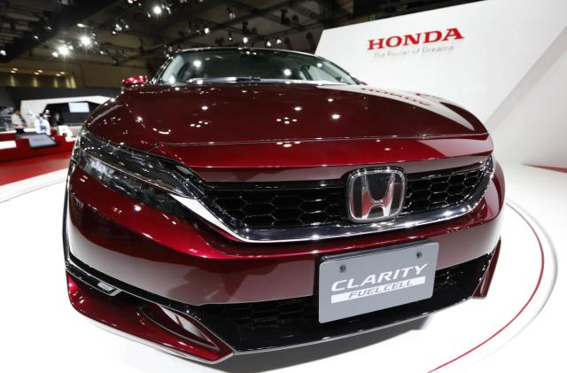 Honda: we won't be able to sell gas-only engines in China by 2025