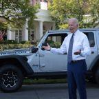 Joe Biden pokes at Ron DeSantis after Florida criticism: 'Governor who?'