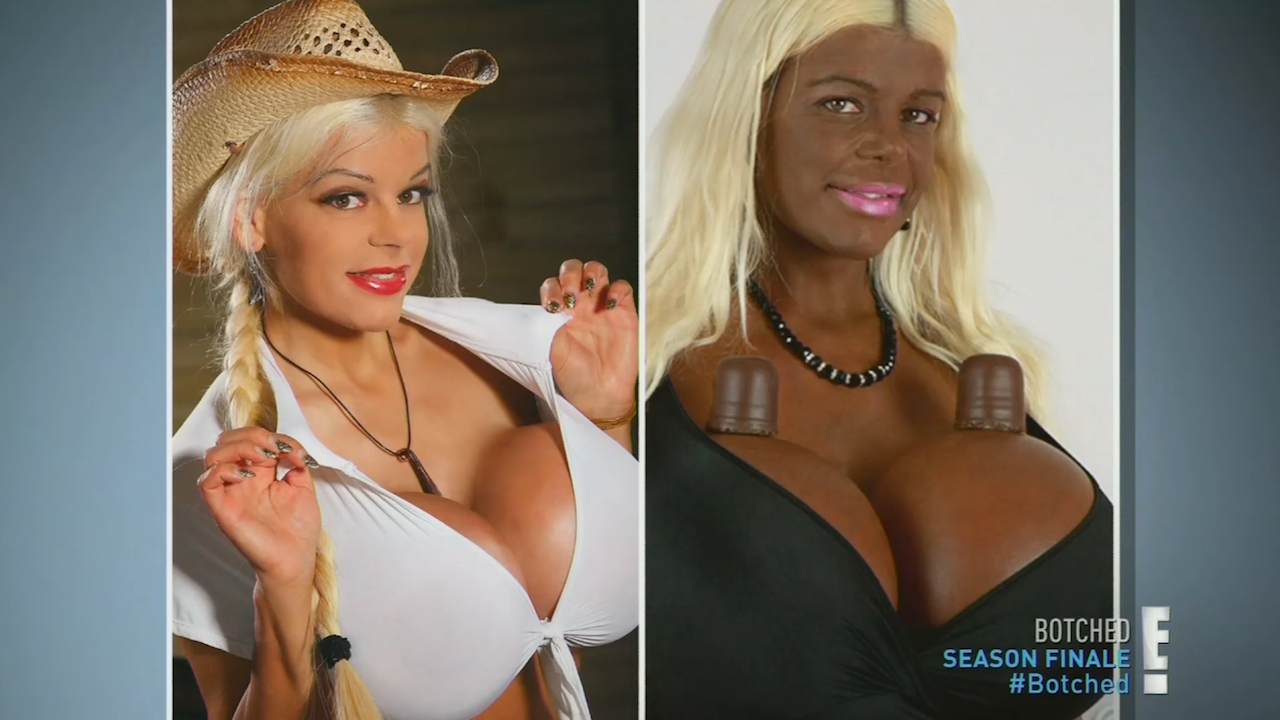 White German Model Continues Quest To Become A Black Woman