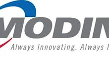 Modine Announces Amendment to Credit Agreements