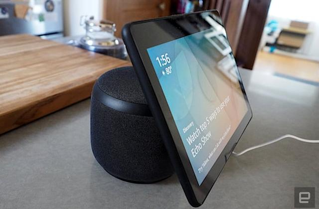 Amazon's rotating Echo Show 10 drops to a new low price of $200