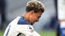 Dele Alli's decline: The numbers that show how far the Spurs midfielder has fallen