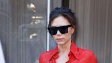 Offenherzig wie nie: Victoria Beckham gewährt in New York tiefe Einblicke