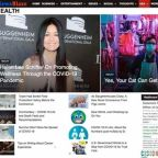 NewsBlaze Features Helen Lee Schifter, on Promoting Health and Wellness During the COVID-19 Pandemic