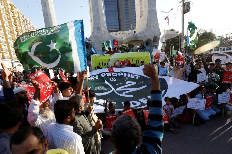 Pakistan: Le TLP appelle à la fin des manifestations contre la France