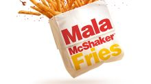 The mala trend comes to McDonald's in the form of Mala McShaker Fries
