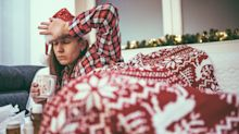 What is festive burnout and how can it be prevented?