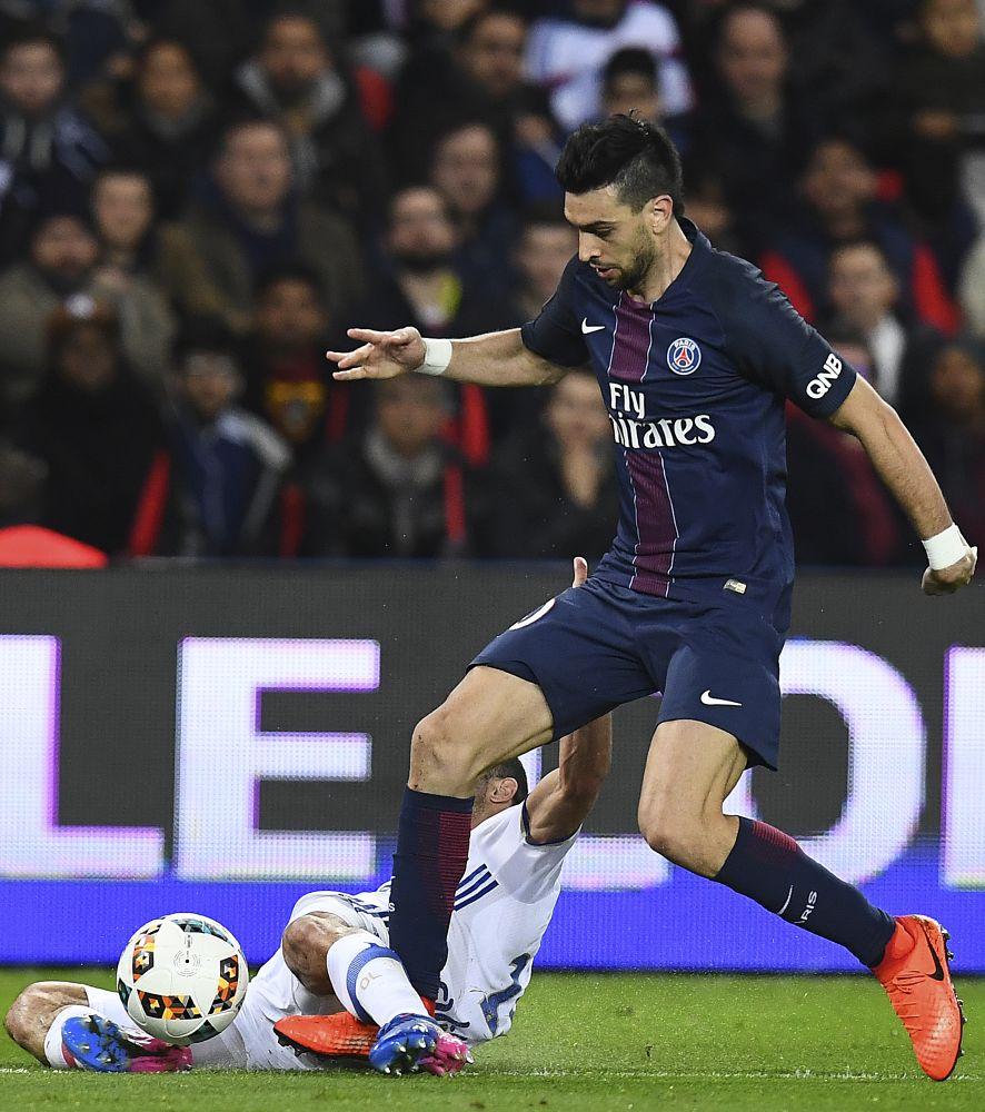 """PSG, Pastore : """"J'étais énervé contre Monaco"""""""