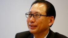 Nomura promotes leadership contenders Morita, Okuda to joint COOs
