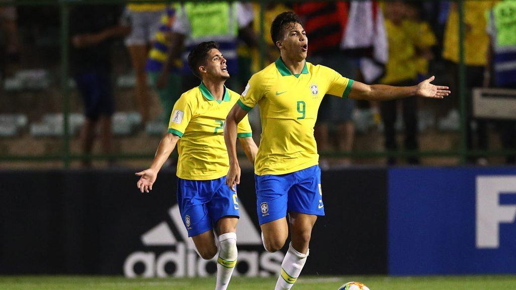 Watch Live: Brazil v. Mexico in U-17 World Cup final
