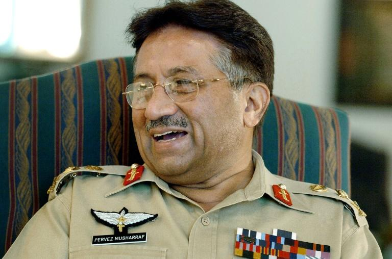 A High Court in Lahore ruled Pervez Musharraf's death sentence 'illegal'
