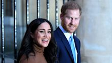Meghan Markle and Prince Harry Spotted Christmas Tree Shopping in California