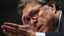 U.S. Attorney General Barr says the left wants to tear down system