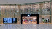 Nike opens duplex unit at Jewel Changi Airport