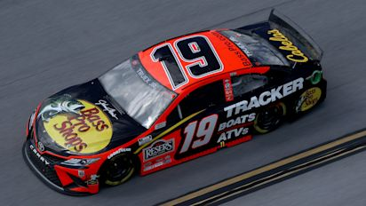 Nearly 20% of the money bet on Sunday's race at Darlington is on Martin Truex Jr.