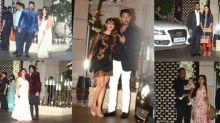 Cricket and Bollywood stars light up Ambani party