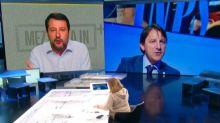 """Salvini: """"Tridico deve dimettersi ma non per stipendio"""""""