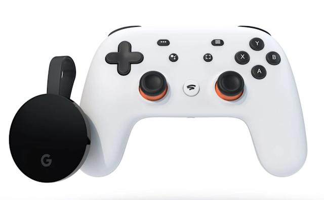 Google cuts the price of its Stadia starter kit to $100