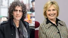 Hillary Clinton talks about her sexuality in wide-ranging Howard Stern interview: 'Contrary to what you might hear, I actually like men'