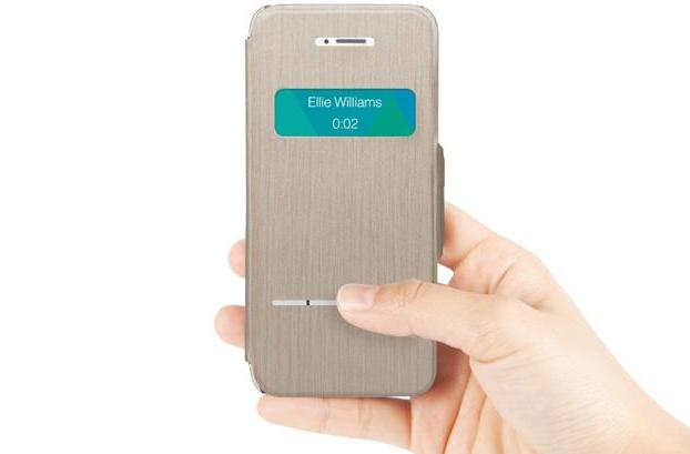 This iPhone case lets you answer calls while it's closed
