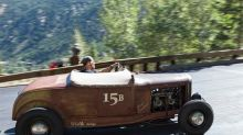 Hot Rod Hill Climb Brings Back 1953 and 1954 In The Mountains Of Colorado