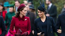 There's clearly been some confrontation between Kate and Meghan, says royal author