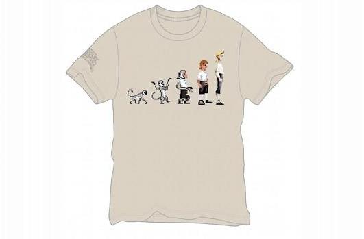 Monkey Island shirts fail to capitalize on the obvious