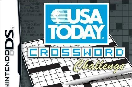 DS Fanboy Review: USA Today Crossword Challenge