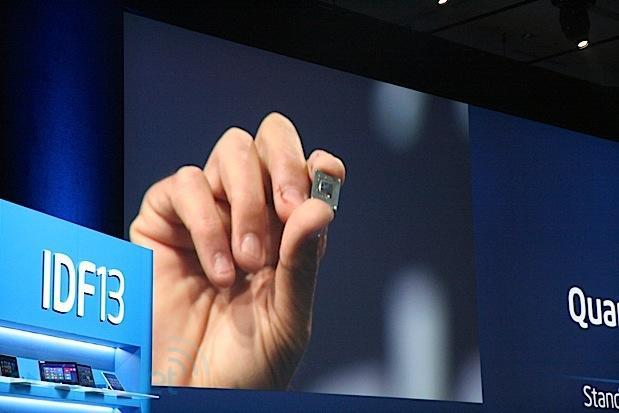 Intel announces Quark system on a chip, the company's smallest to date