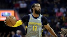 Heat, Jazz expected to pursue Mike Conley in offseason trade