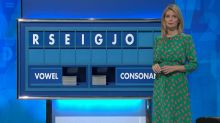 'Countdown' contestant beams as Rachel Riley has to spell out another saucy word