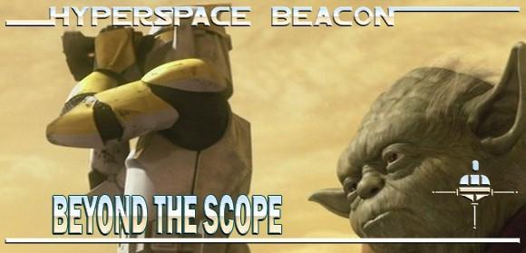 Hyperspace Beacon: Beyond the scope