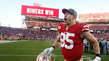 Report: 49ers, TE George Kittle agree to landmark five-year, $75 million extension
