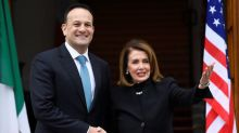 Pelosi reaffirms U.S. support for Ireland amid Brexit impasse