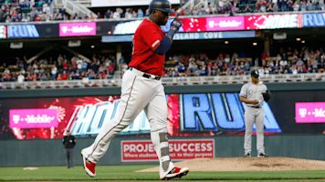 Twins tie MLB record for fastest team to reach 100 homers in a season