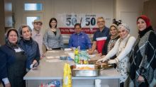 From cooking to gift wrap, this organization aims to help newcomers, Canadians 'share success'