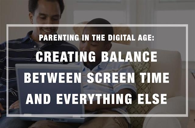 Parenting in the Digital Age: Creating Balance between Screen Time and Everything Else