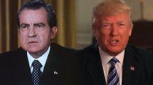 Watergate and the Trump-Russia investigation