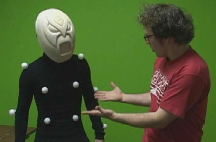 Today's hottest game video: VGA 06 motion capture skit