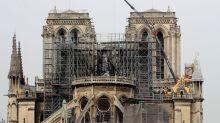 Notre-Dame: Europe Echafaudage exclut les hypothèses du mégot et des ascenseurs