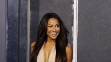 Naya Rivera Talks Invisible Skirt, Says Her Style Is 'Sexy' But Classy