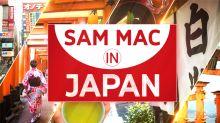 Sam Mac in Japan