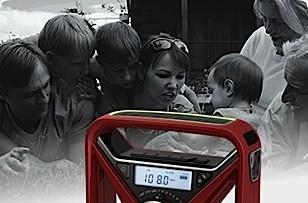 Eton anticipates next natural disaster with self-powered FRX radios
