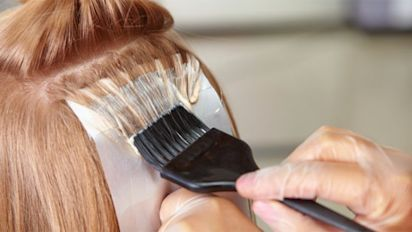 Frequent hair dye use linked to breast cancer
