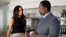 Meghan Markle's on-screen dad Wendell Pierce warned the Duchess her life would be 'forever changed' by Prince Harry